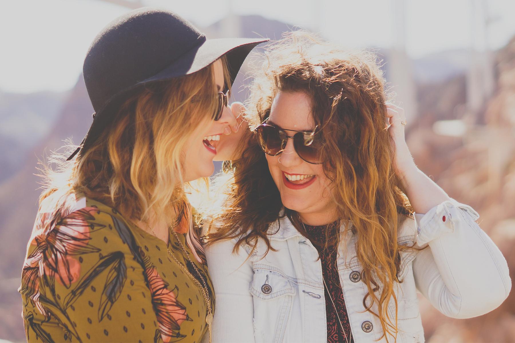 Marie und Joana