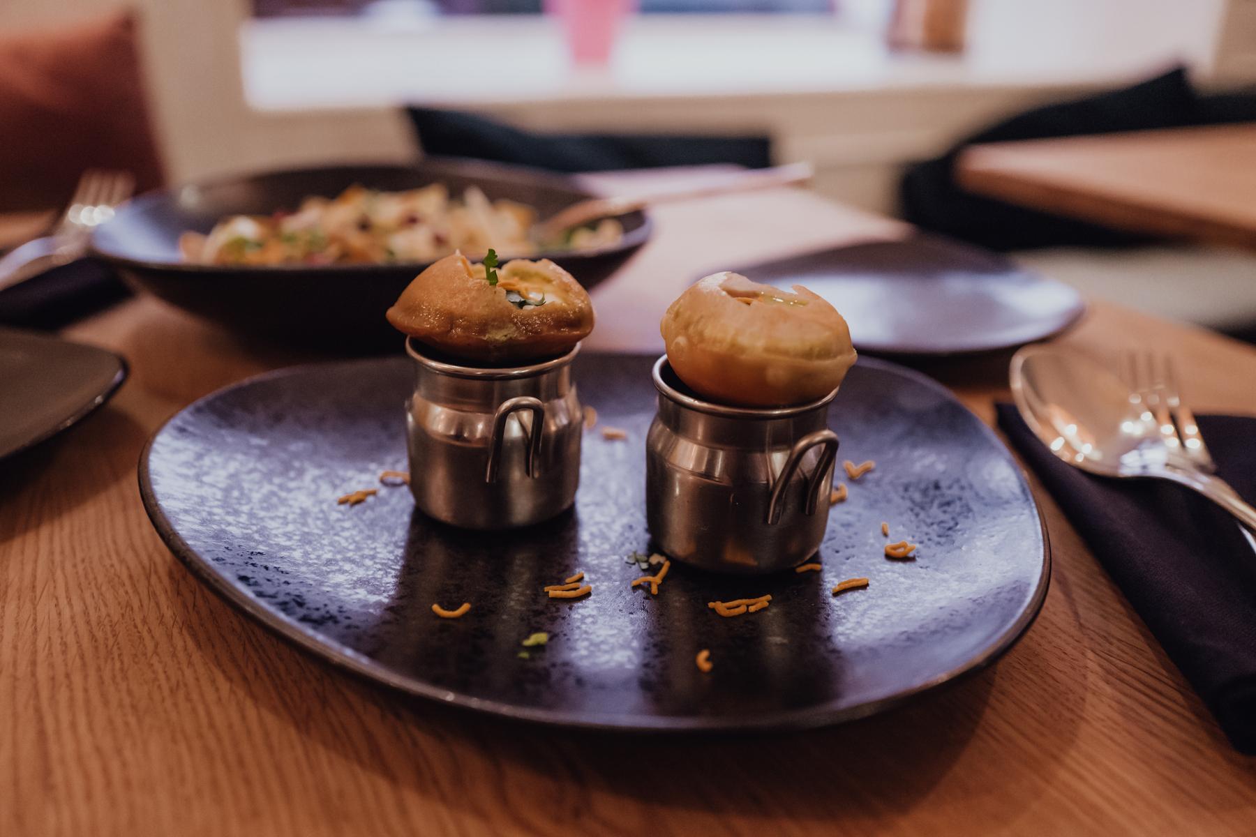 Indisches Restaurant AuthenTikka Typisches Streetfood