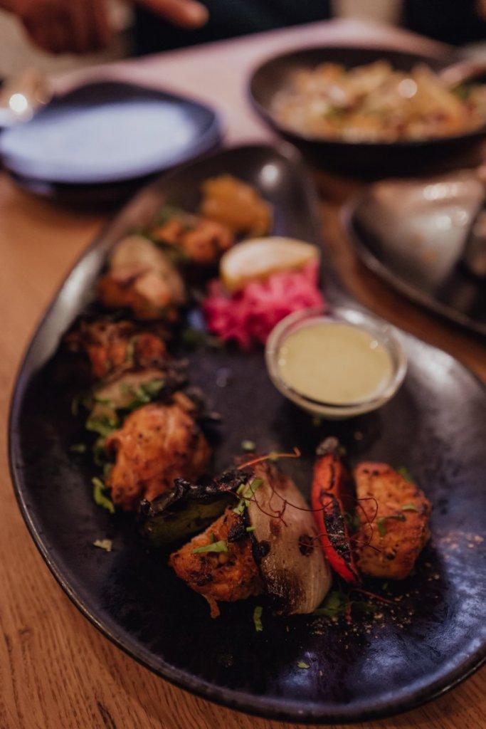 Indisches Restaurant AuthenTikka Köstliche Gerichte