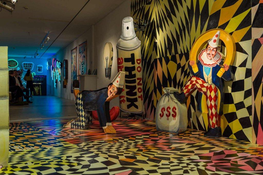 Geheimtipp Hamburg Altona Galerie Oberfett 1 – ©NeoArtBase