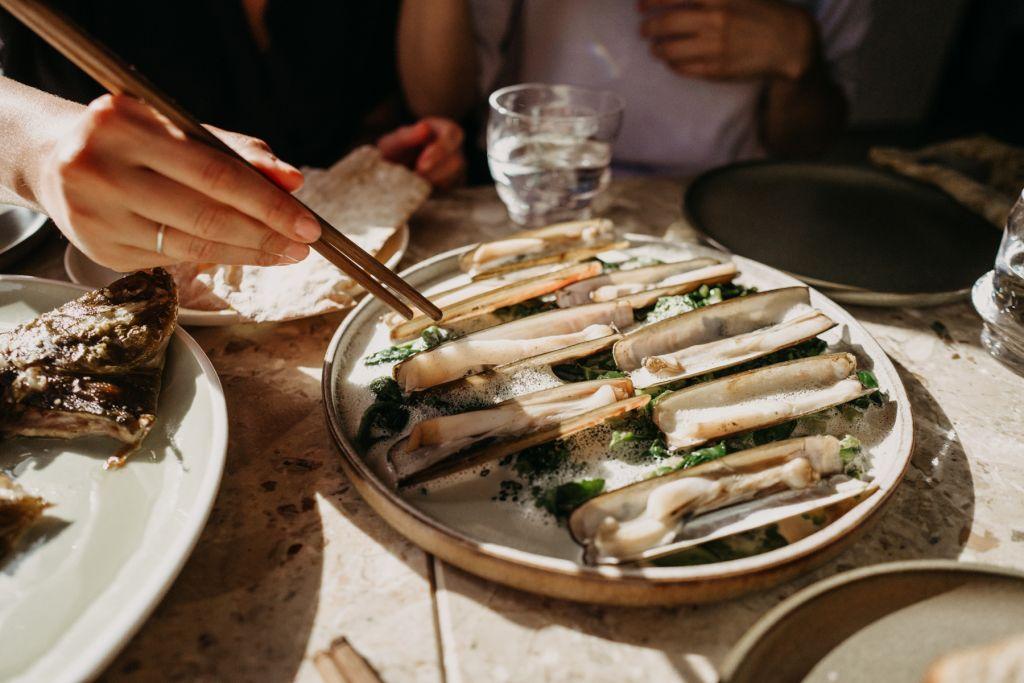 Geheimtipp Hamburg St Pauli XO Seafoodbar Haebel Restaurant Dahlina Sophie Kock 1