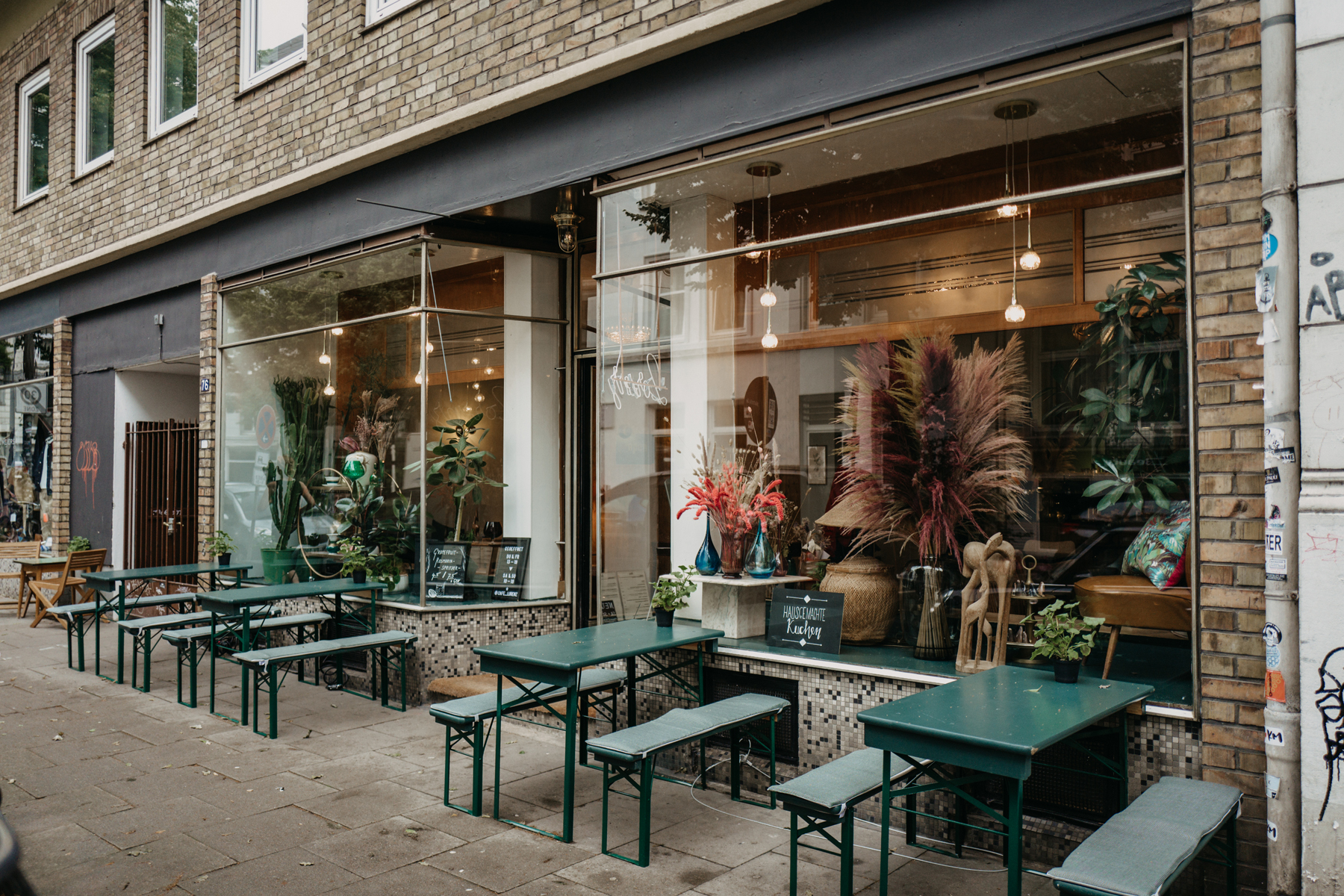 Geheimtipp Hamburg Schanze Cafe Lorenz Dahlina Sophie Kock2