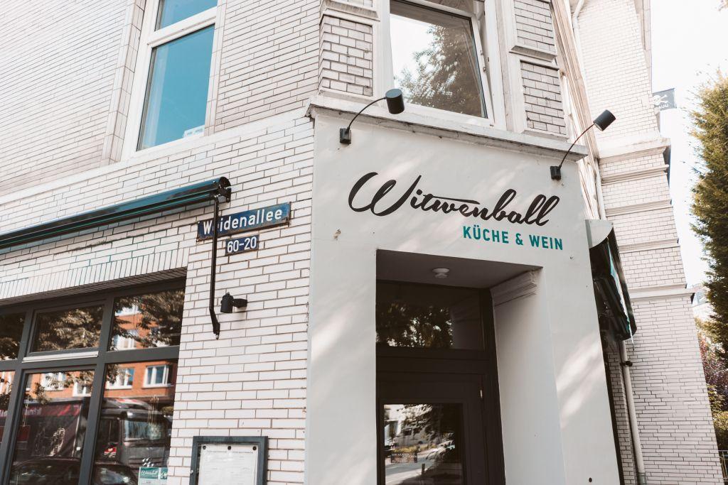 Geheimtipp Hamburg Weidenallee Restaurant Witwenball GTH