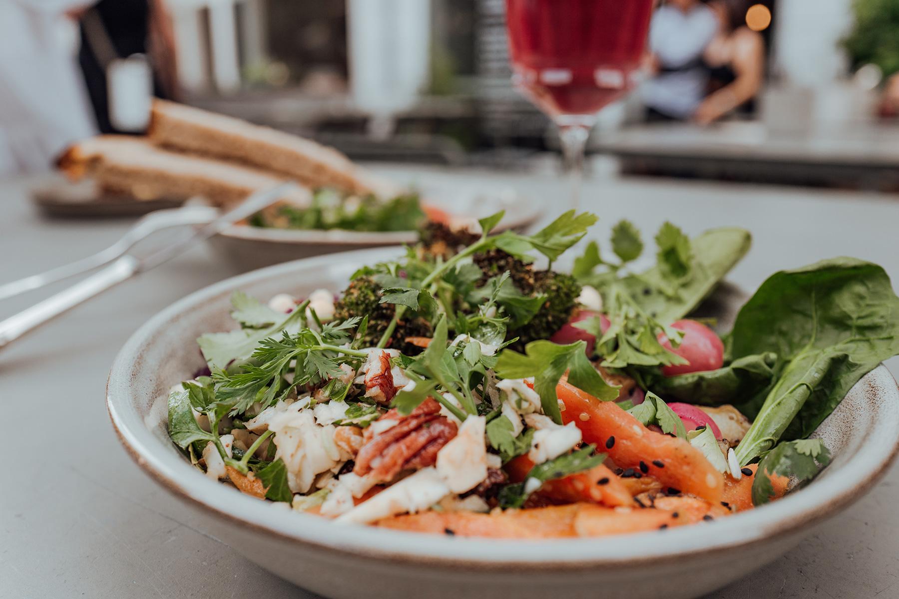 So kann eure Lunch oder Dinnerbowl aussehen – mmmhh!