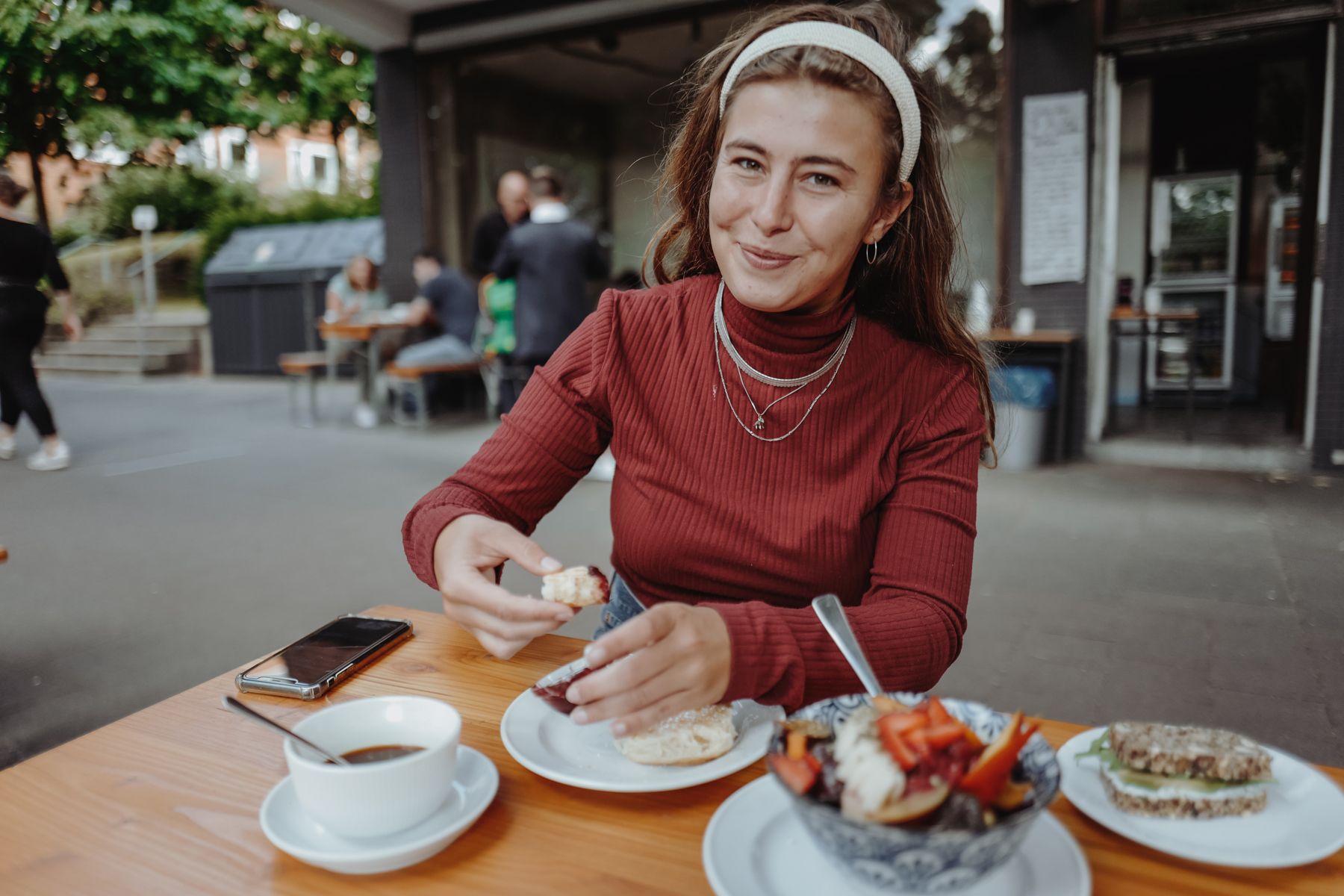 Geheimtipp Hamburg Neustadt Cafe Johanna Dahlina Sophie Kock13