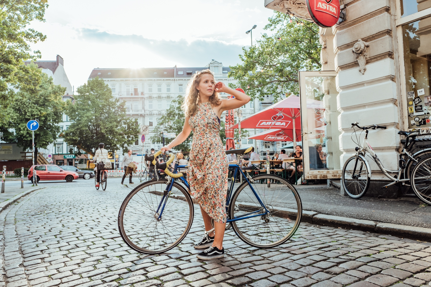 Geheimtipp Hamburg Radporterin Folge 1 Lisa Knauer 4