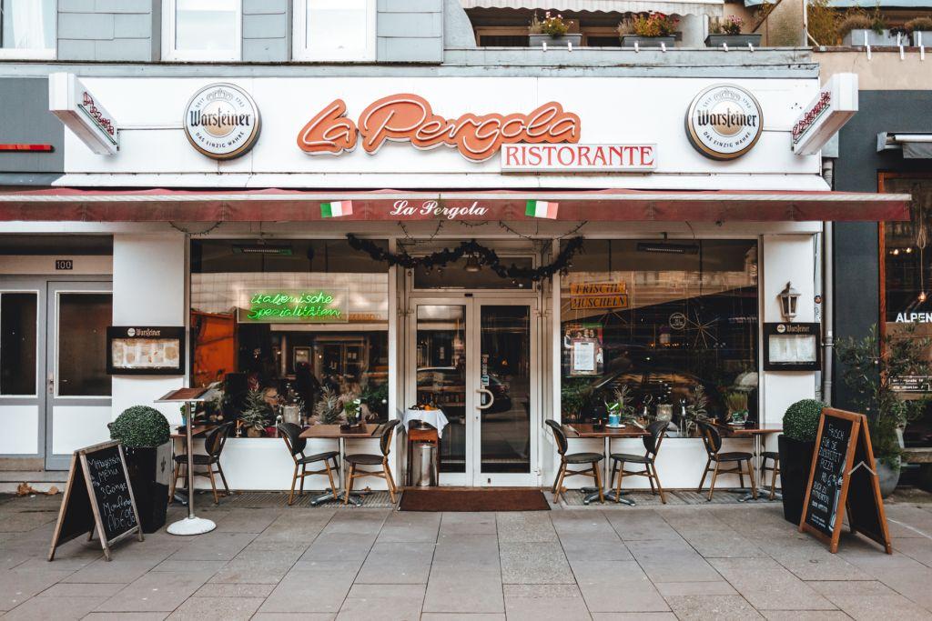 Geheimtipp Hamburg Restaurant La Pergola Dahlina Sophie Kock