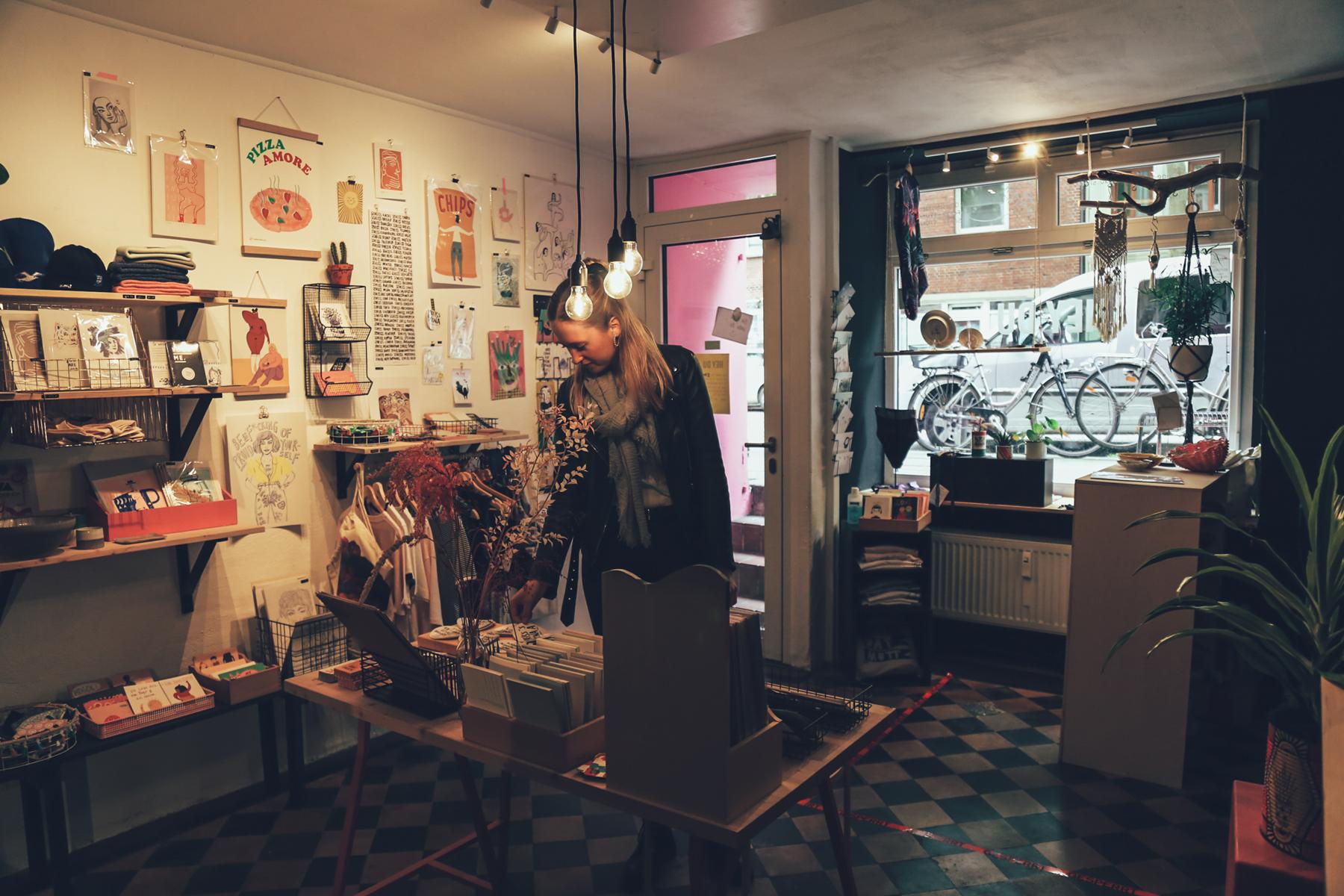 Geheimtipp Hamburg St Pauli Laden Hey Du Store Leonie Henze 11