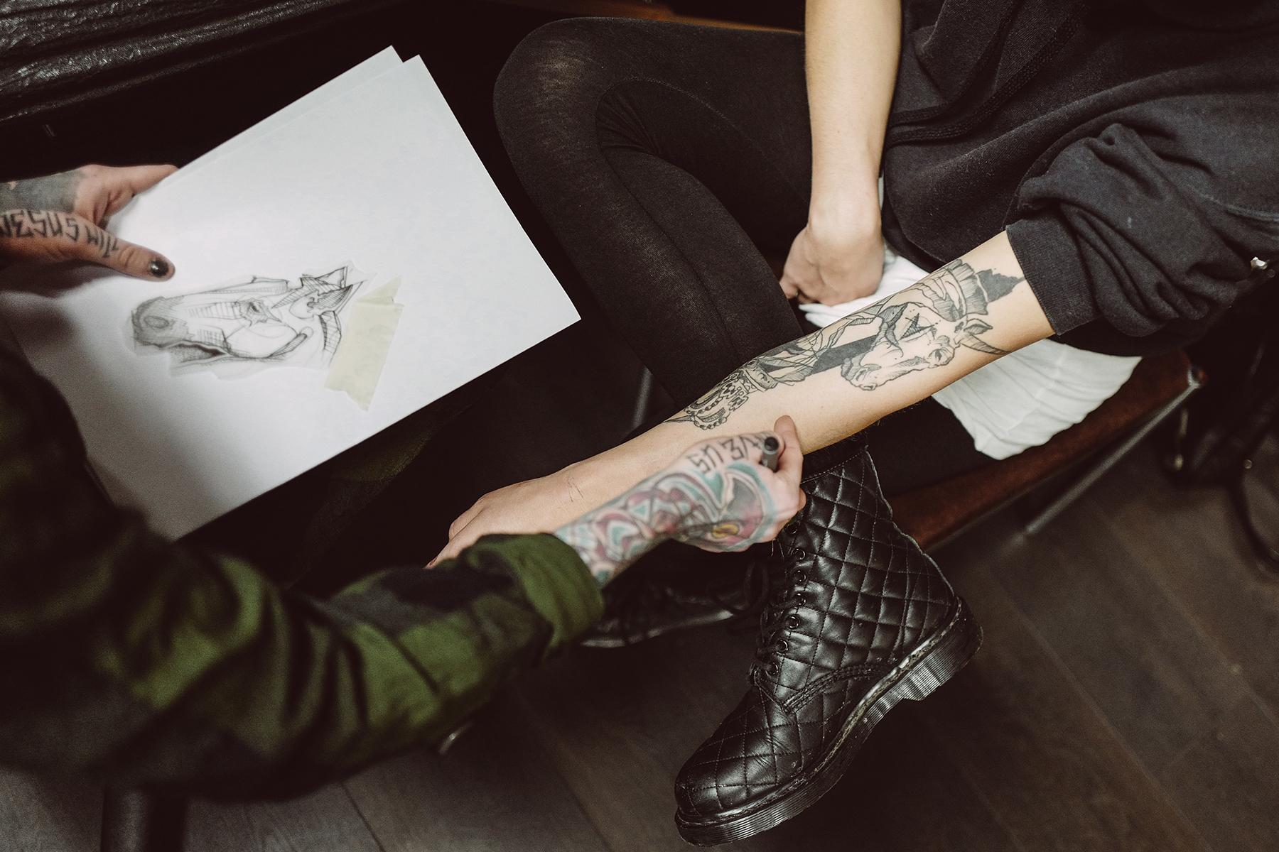 Geheimtipp Hamburg Tattoo Special Unsplash und GTH4 – ©Lisa Knauer