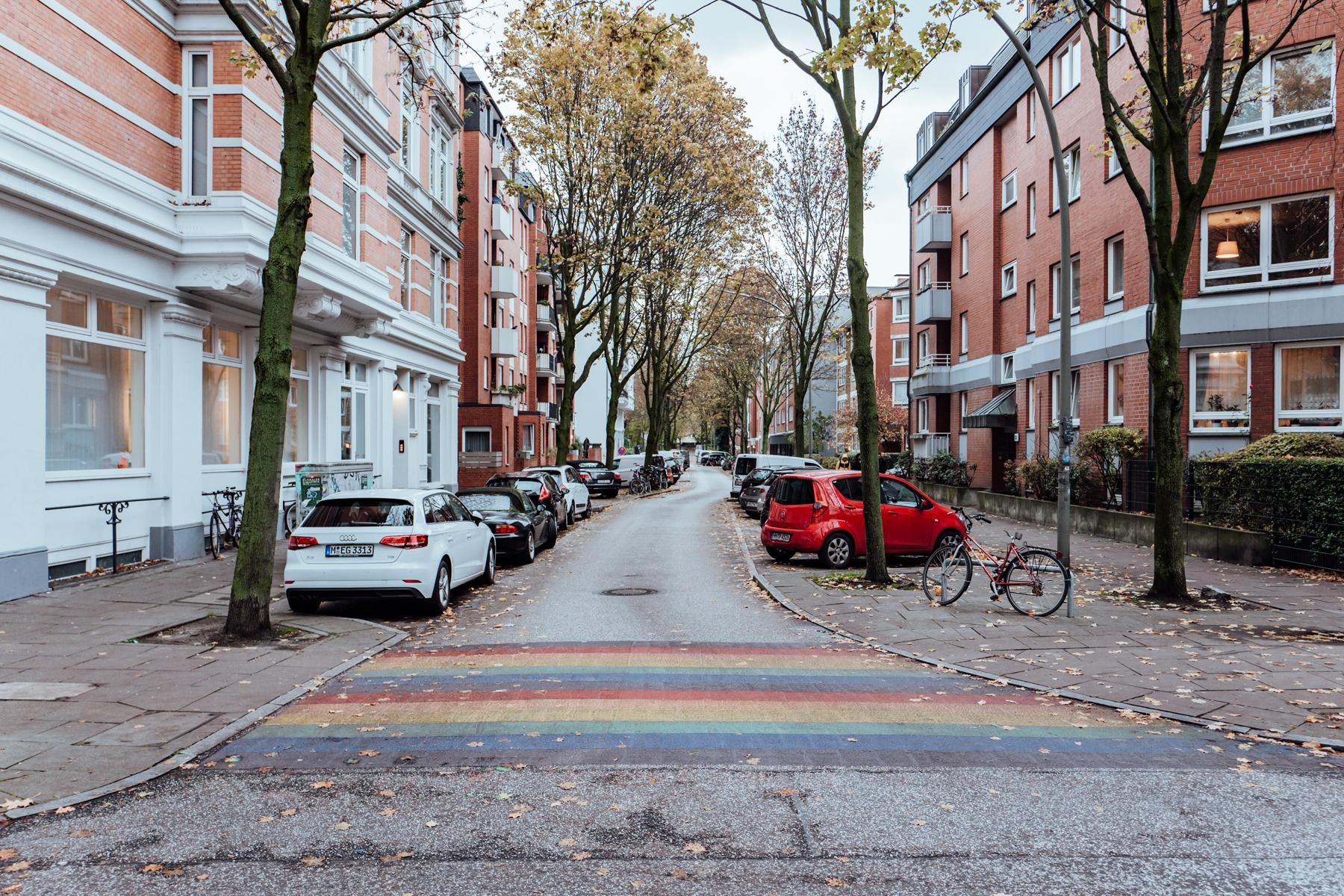 Pride in St. Georg.