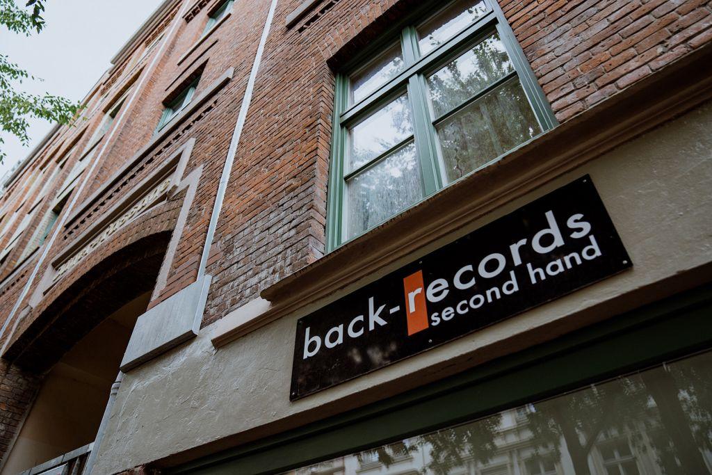 Geheimtipp Hamburg Wohlwillstraße Plattengeschaeft Back Records GTH