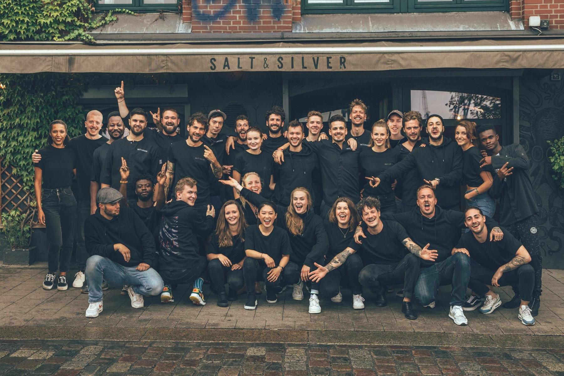 Das Team der Salt & Silver Zentrale freut sich auf euch!