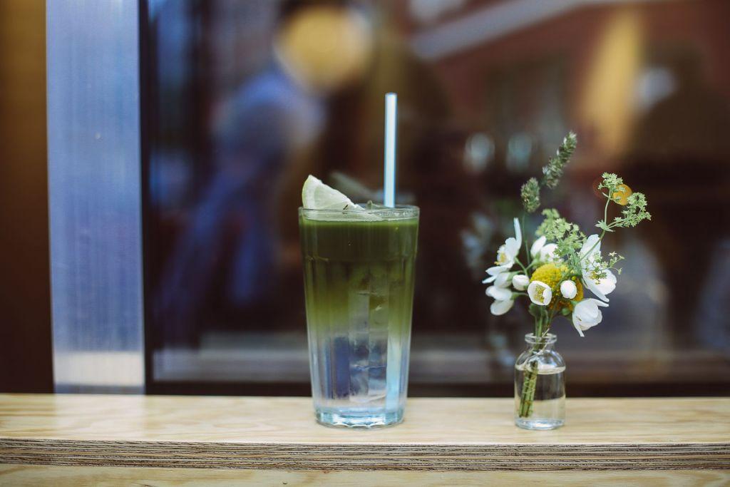 Auch leckere Getränke bekommt ihr hier! – ©Leonie Henze