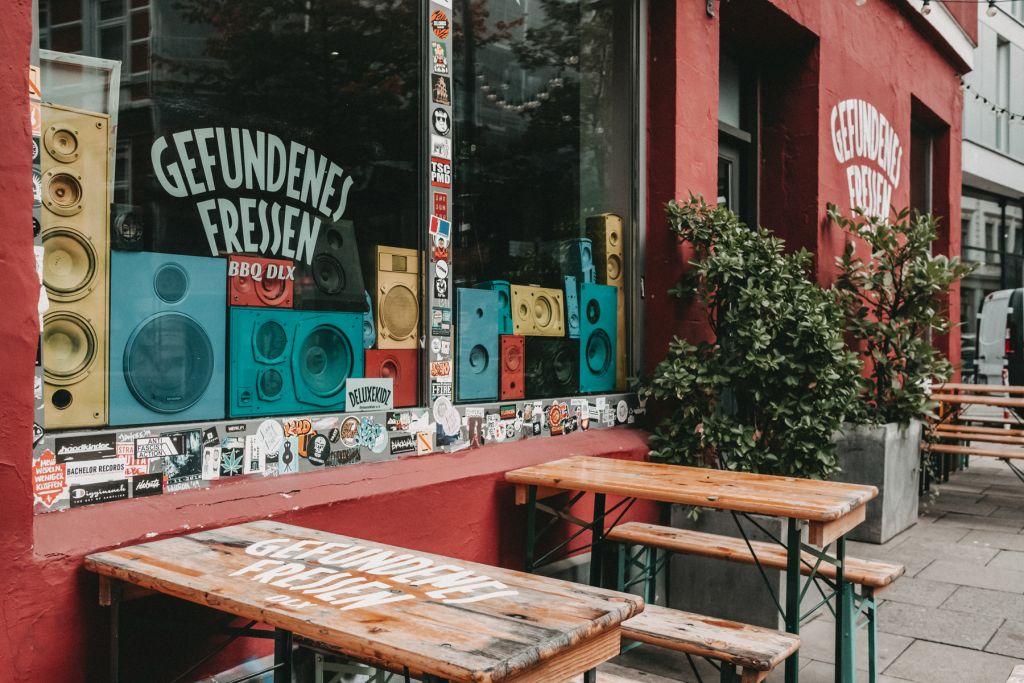 Geheimtipp Hamburg Karoviertel Restaurant Gefundenes Fressen Dahlina Sophie Kock 03