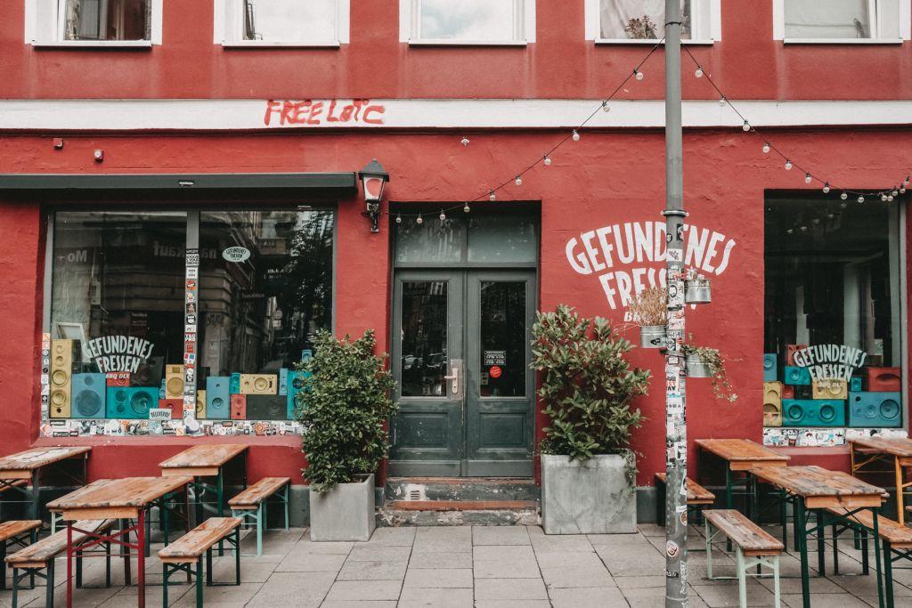 Geheimtipp Hamburg Karoviertel Restaurant Gefundenes Fressen Dahlina Sophie Kock 04