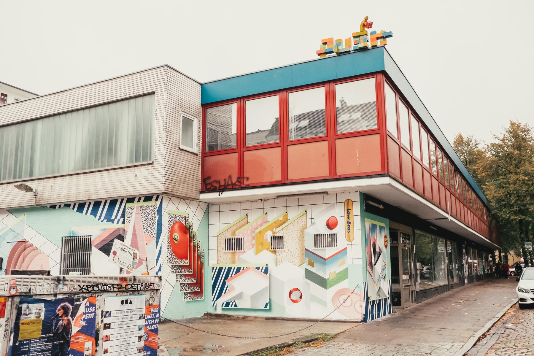 Geheimtipp Hamburg Paul Roosen Strasse Affenfaustgalerie 01