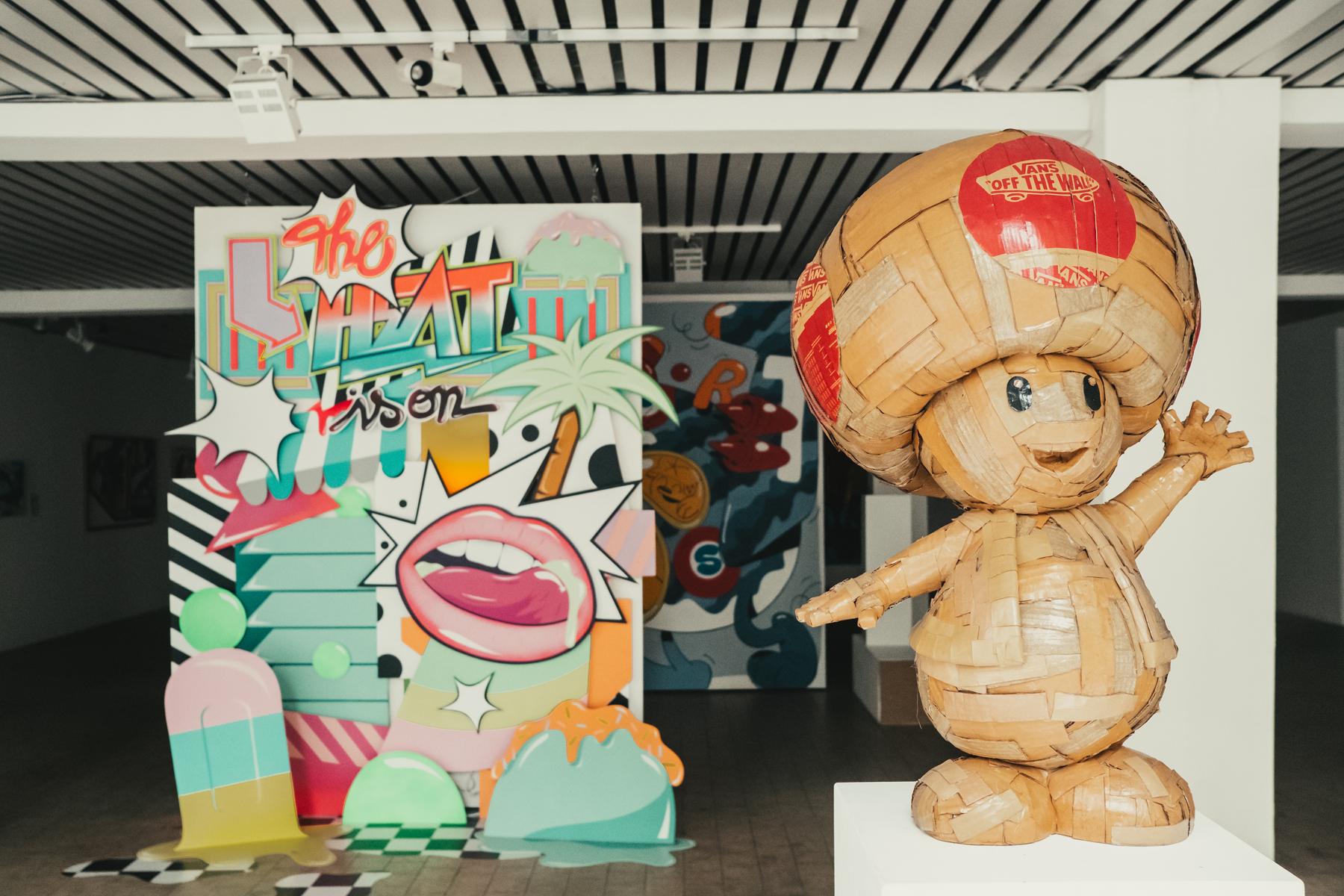 Geheimtipp Hamburg Paul Roosen Strasse Affenfaustgalerie 03