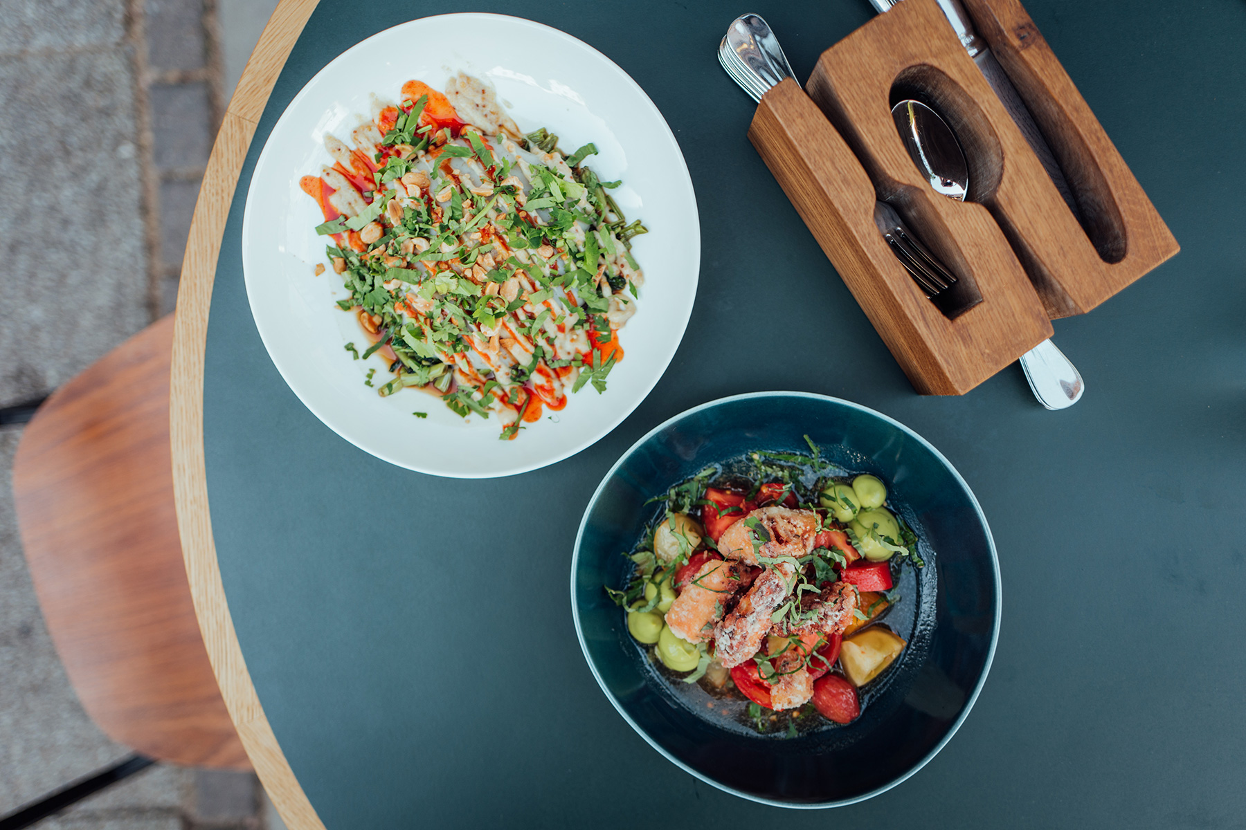 Restaurant Klinker Gerichte