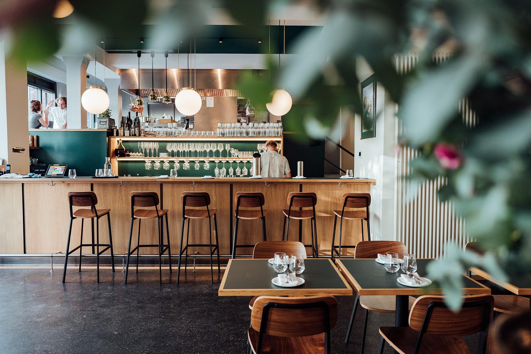 Restaurant Klinker Bar