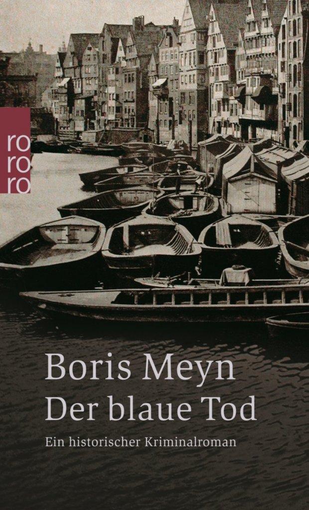 Geheimtipp Hamburg Der blaue Tod Boris Meyn Rowohl Verlag