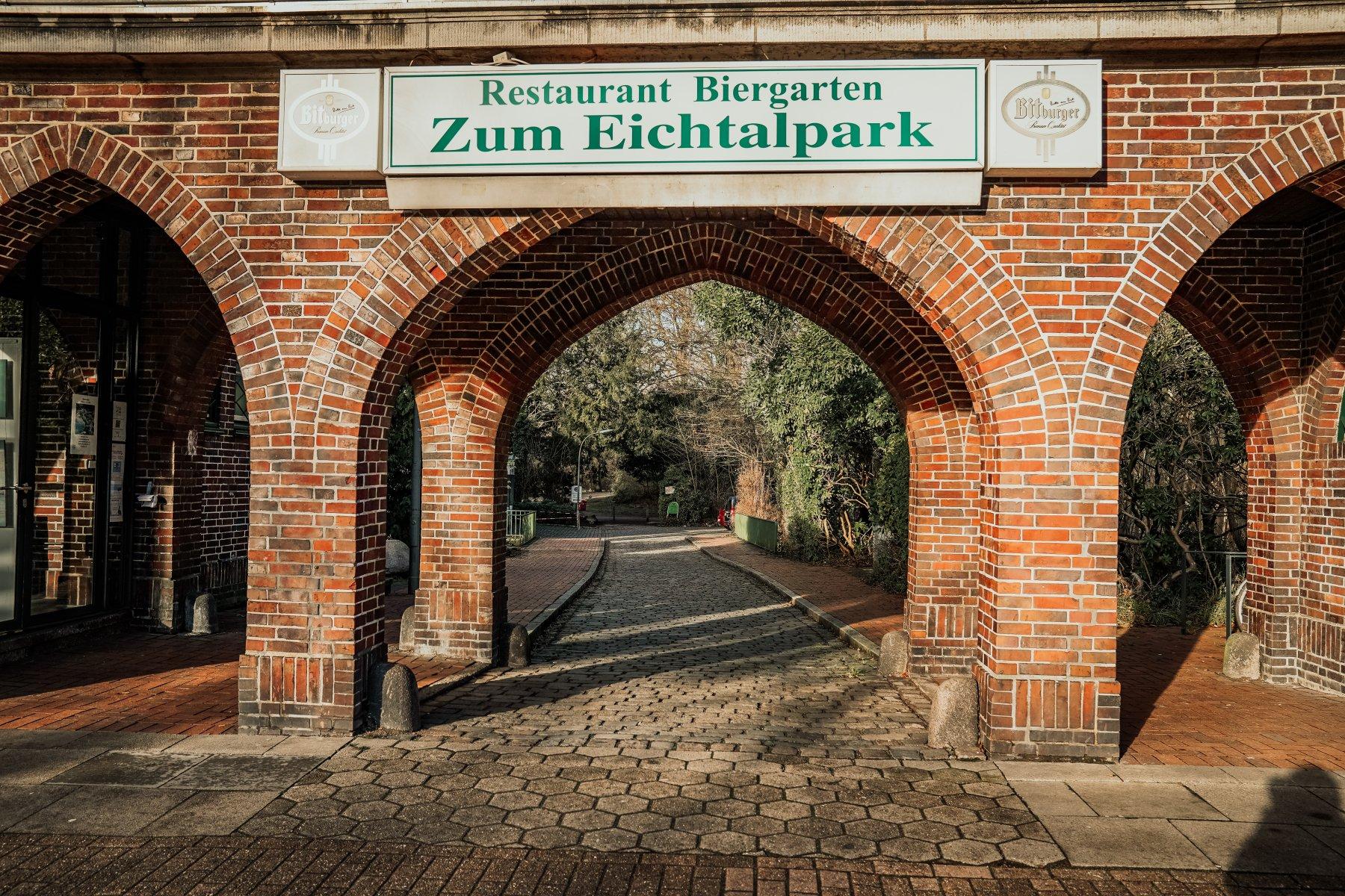 geheimtipp hamburg Eichtalpark Wandsbek wald natur linus kross2