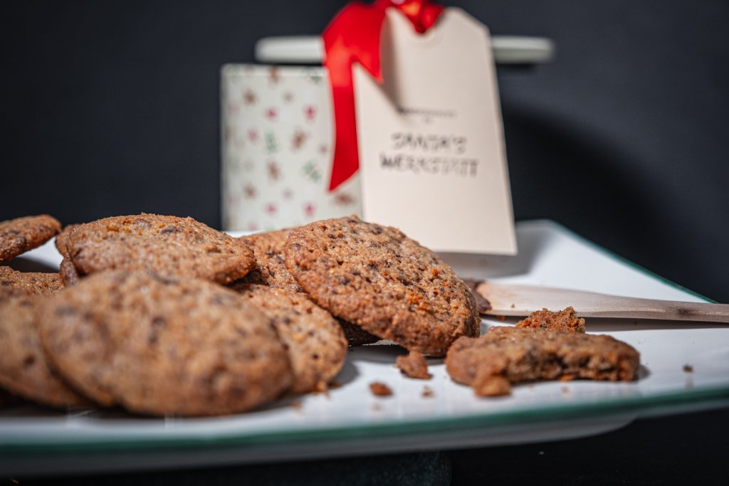Green Christmas Cookies selbstgebackene Kekse – ©Unsplash