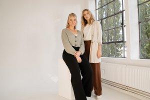 Elena und Jacqueline von entire stories. – ©entire stories
