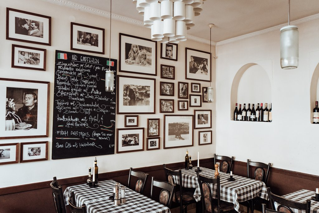 Geheimtipp Hamburg Restaurant Italiener Trattoria Italia 1