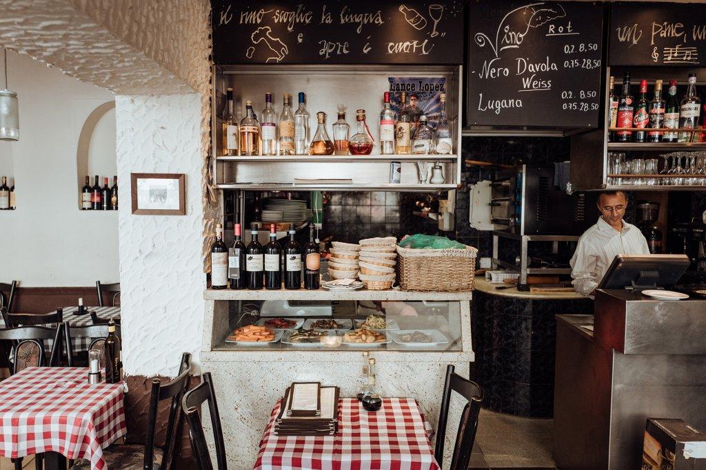 Geheimtipp Hamburg Restaurant Italiener Trattoria Italia 3