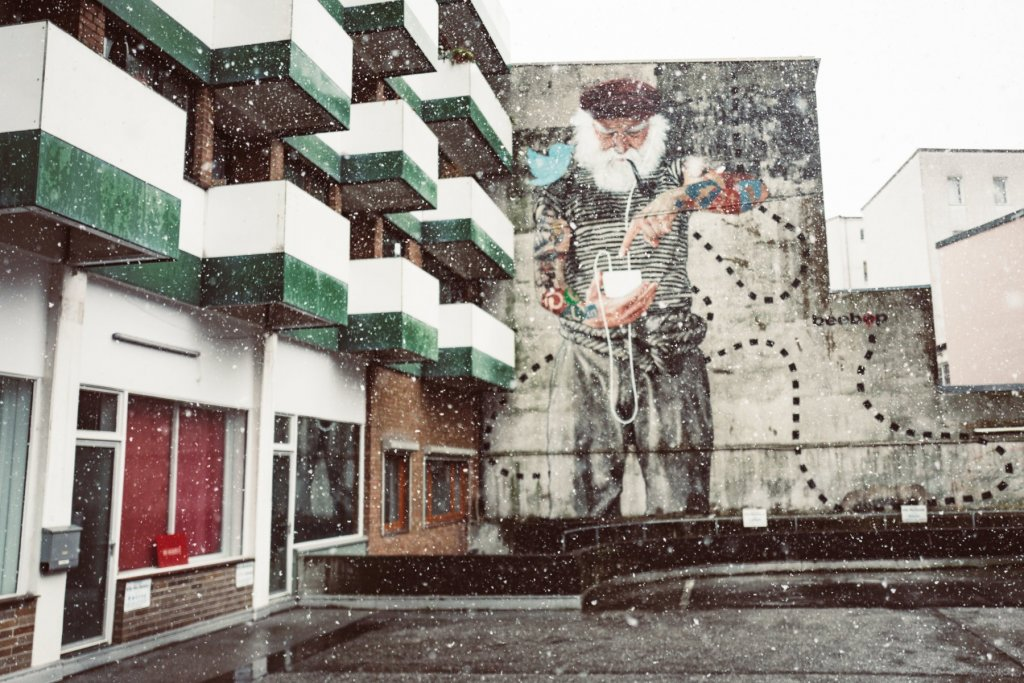 Geheimtipp Hamburg Schnee Obdachlos Hamburg Lisa Knauer 001