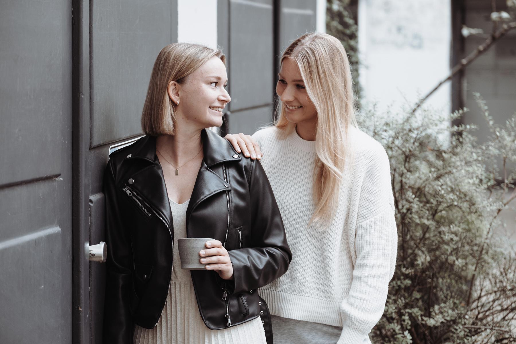Slichtweg Gründerinnen Friederika und Ela