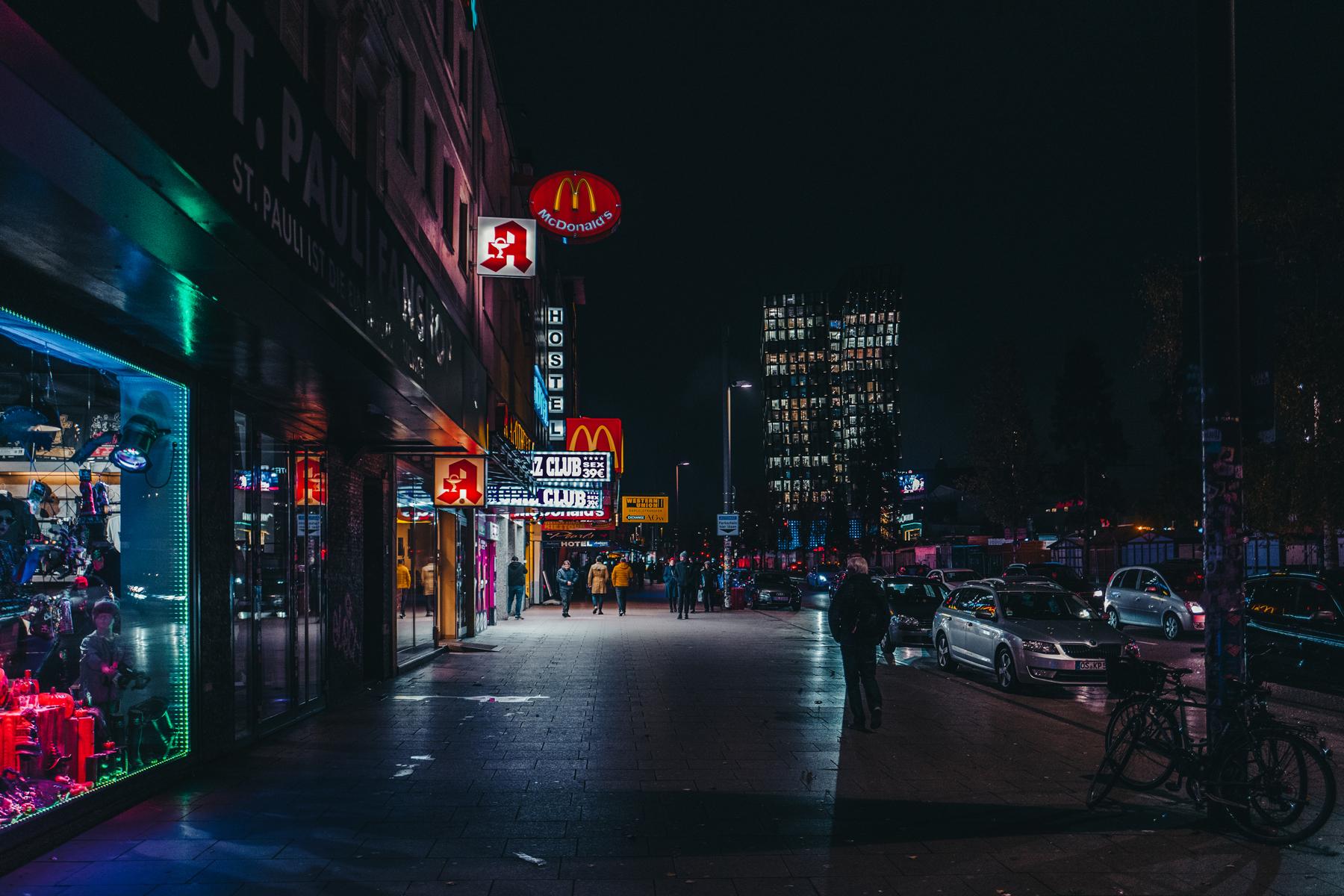 Geheimtipp Hamburg Stadtteile St Pauli