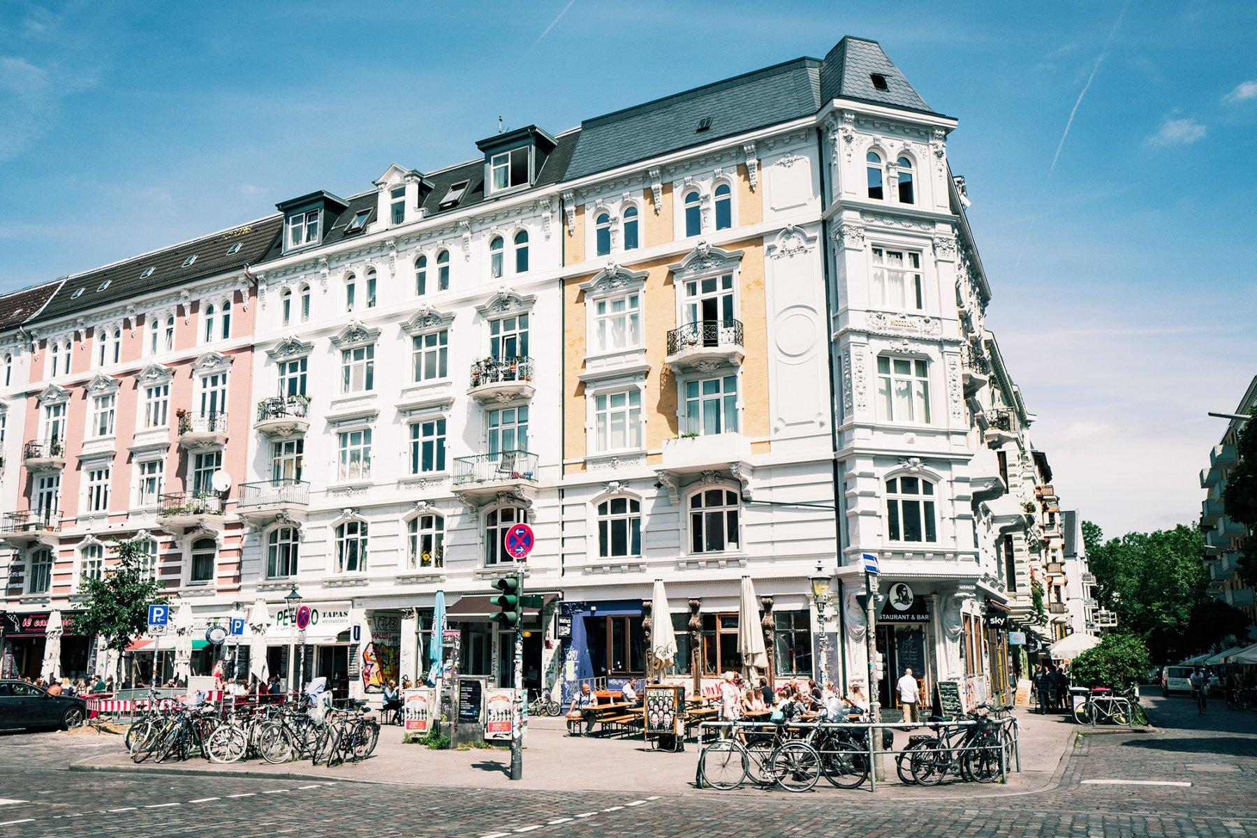 Geheimtipp Hamburg Stadtteile Sternschanze