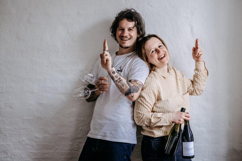 Geheimtipp Hamburg Weintasting TRINK LANGSAM jetzt erst recht Jo und Steph Dahlina Sophie Kock 036