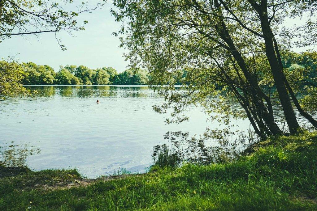 Boberger See Hamburg.