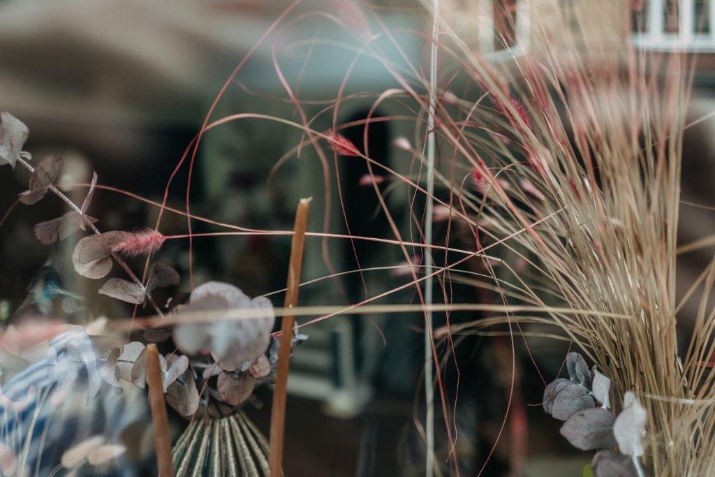 Wie wäre es mit einem ganz natürlichen Wildblumenstrauß? – ©Dahlina-Sophie Kock