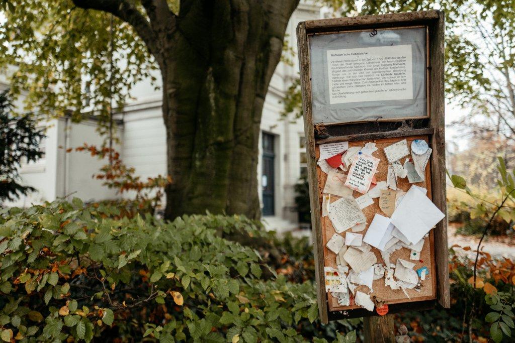 Geheimtipp Hamburg Hohenfelde Liebesbuche Linus Kross 005