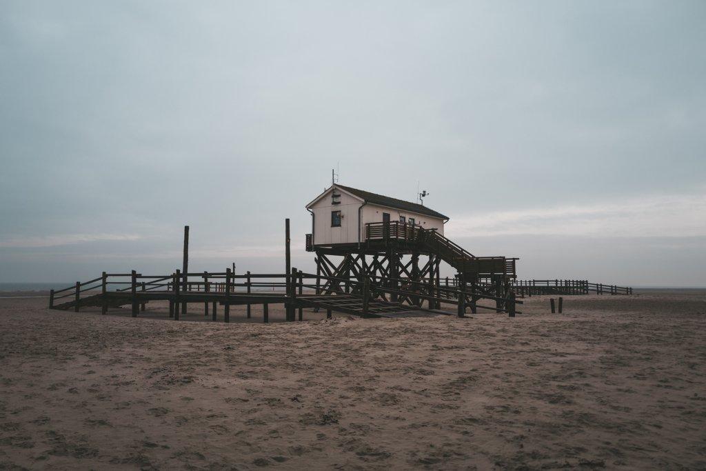 Geheimtipp Hamburg Nordsee Tourismus Winterkampagne 2019 St Peter Ording Jan Traupe 01