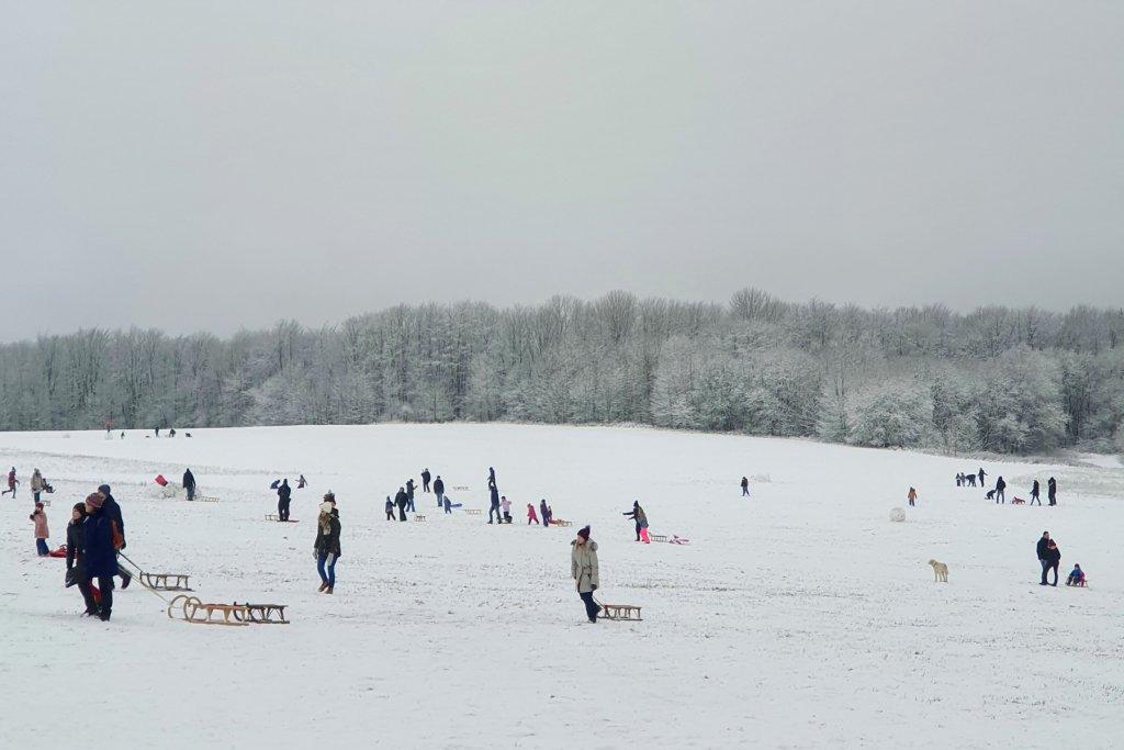 Willkommen im Winter Wunderland. – ©Unsplash
