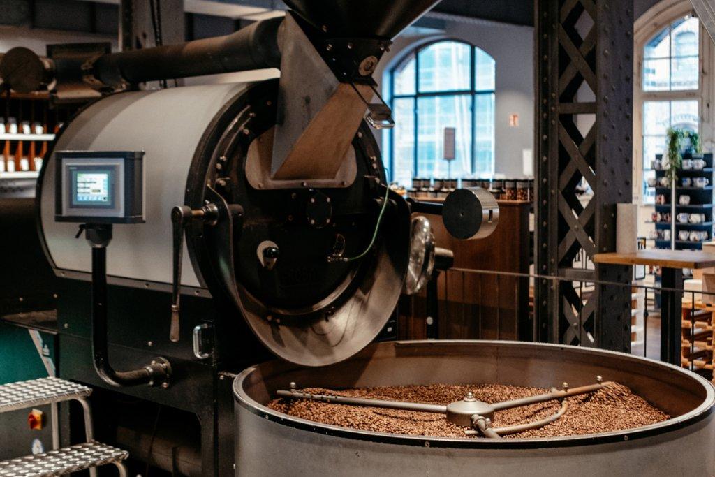 Geheimtipp Hamburg Speicherstadt Kaffeerösterei Café Dahlina Sophie Kock 069