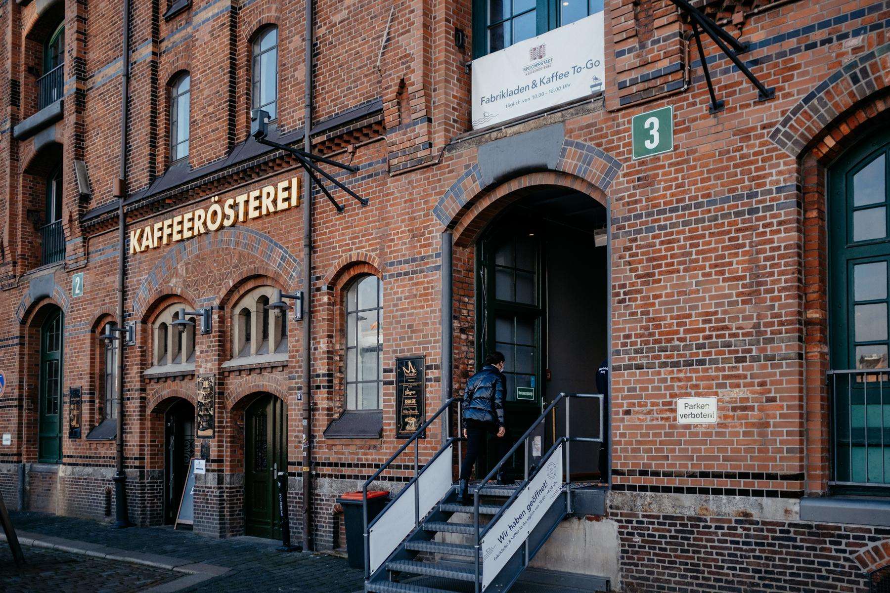 Geheimtipp Hamburg Speicherstadt Kaffeerösterei Café Dahlina Sophie Kock 071