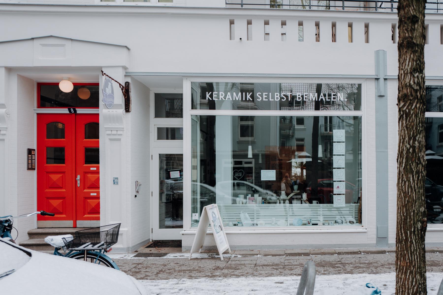 Geheimtipp Hamburg Winterhude Porzellanfräulein Laden Frederike Höhn 060