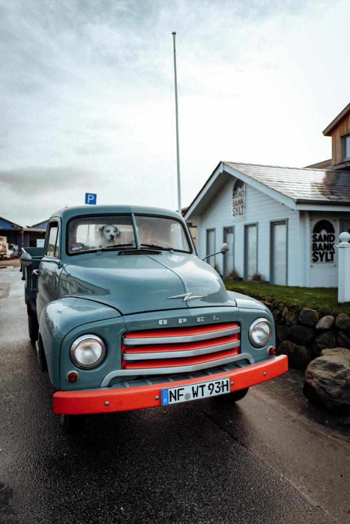 Geheimtipp Mediahouse Oldtimer Auto