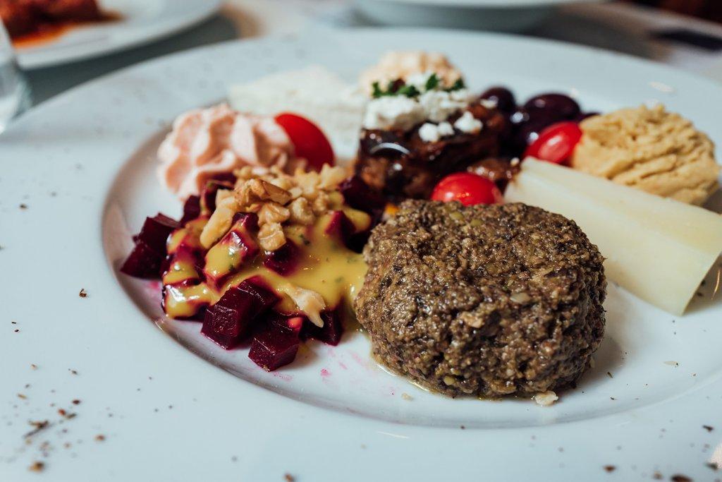 Leckere griechische Küche.