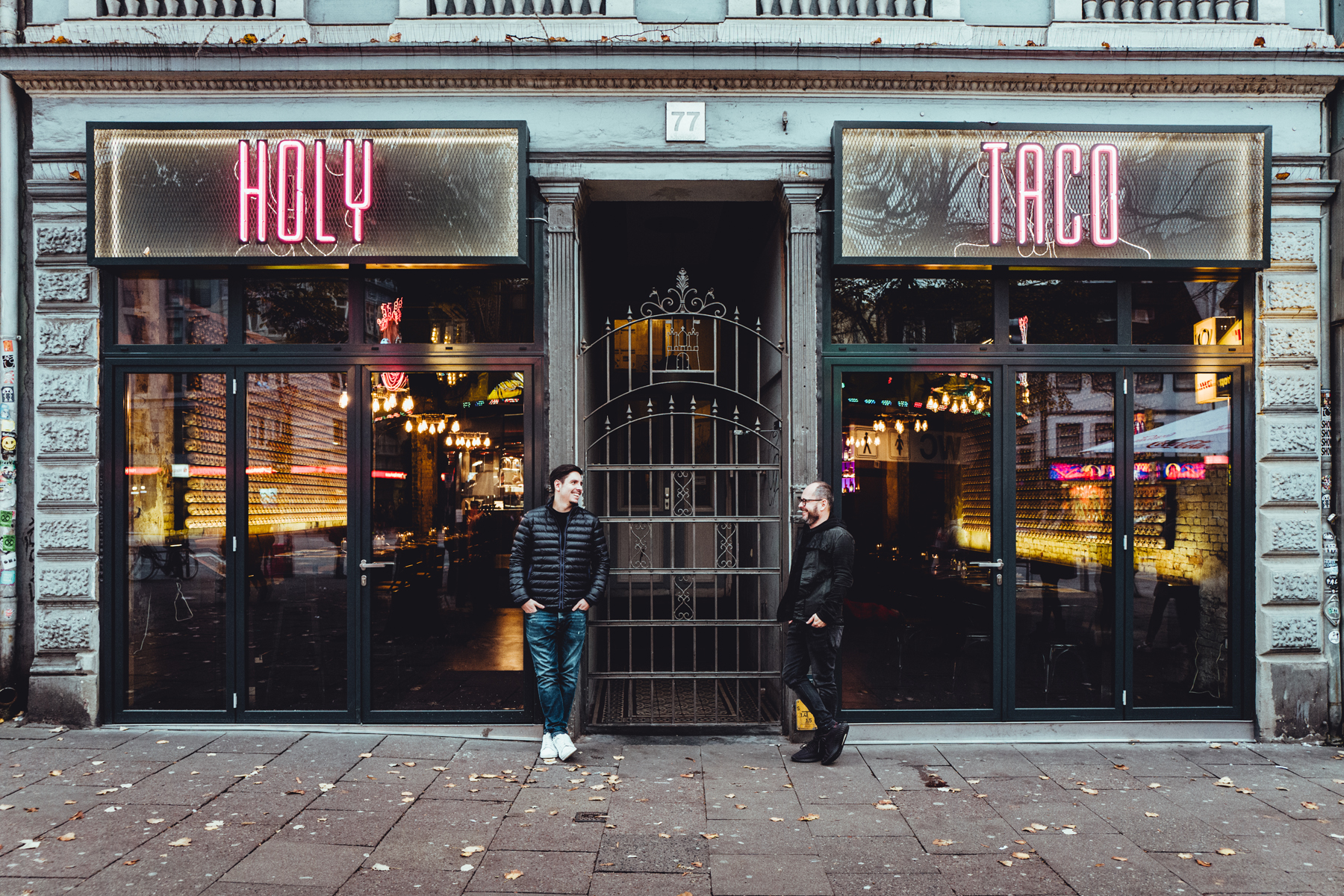 Geheimtipp Hamburg Essen & Trinken Bar Restaurant St Pauli Holy Taco Dahlina Sophie Kock 10