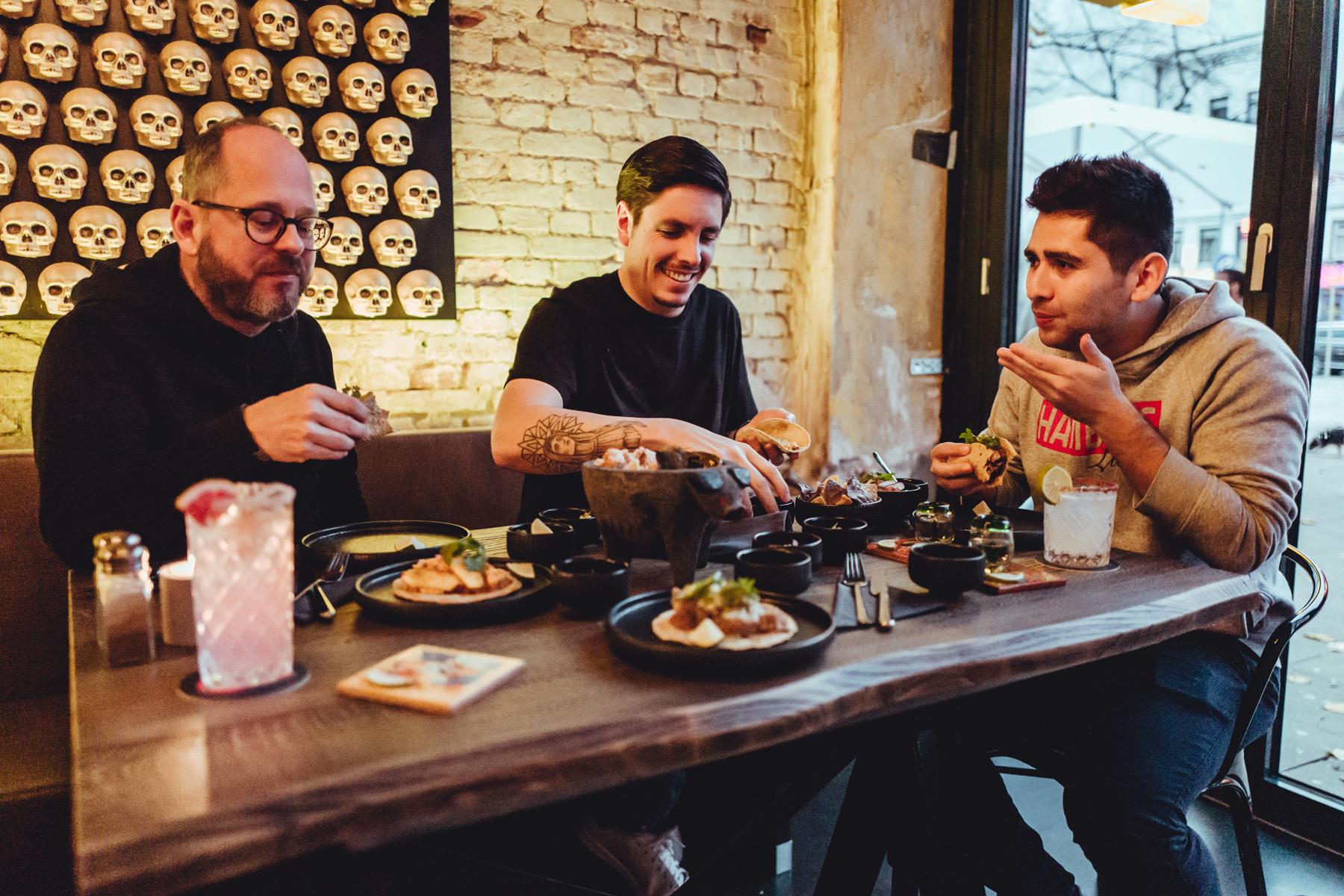 Geheimtipp Hamburg Essen & Trinken Bar Restaurant St Pauli Holy Taco Dahlina Sophie Kock 21