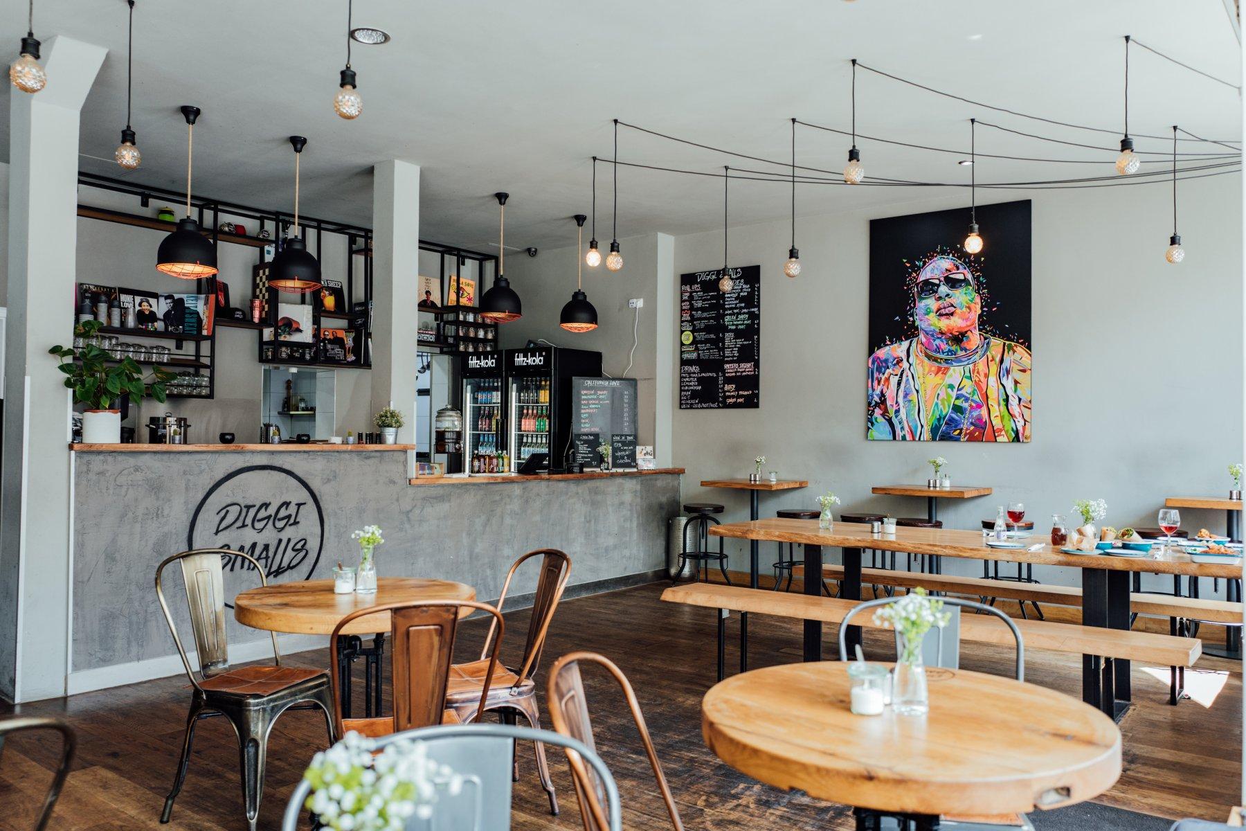 Geheimtipp Hamburg Essen & Trinken Restaurant Grindel Diggi Smalls Lisa Knauer 10