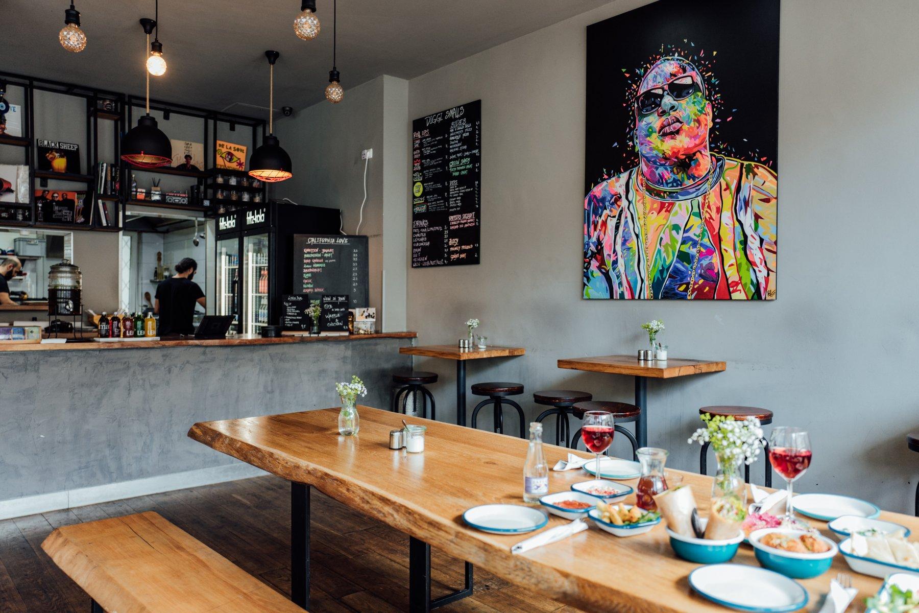 Geheimtipp Hamburg Essen & Trinken Restaurant Grindel Diggi Smalls Lisa Knauer 8