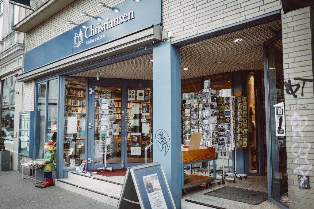 Schaut mal bei der Christiansen Buchhandlung vorbei!