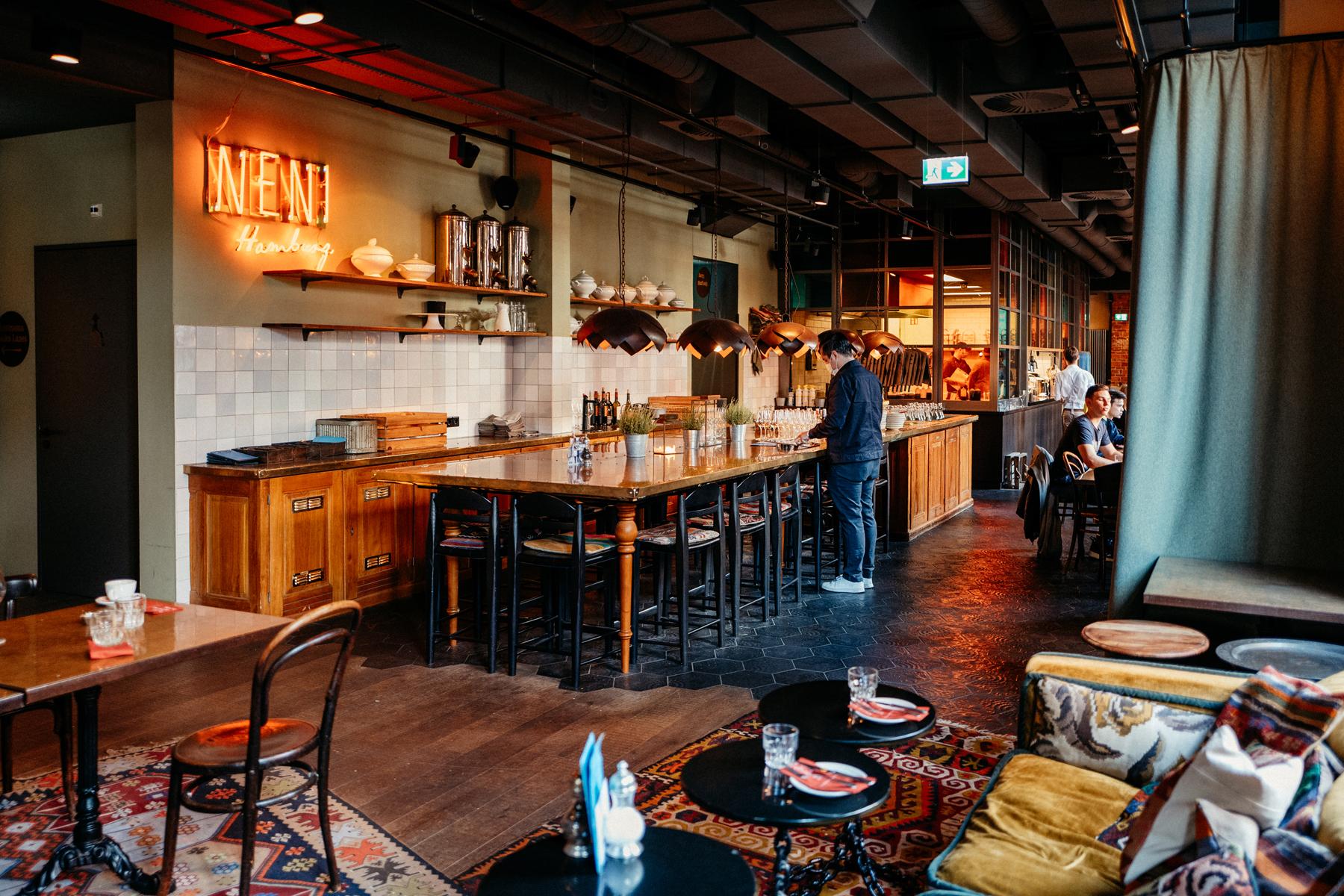 Geheimtipp Hamburg HafenCity Restaurant Neni Dahlina Sophie Kock 003